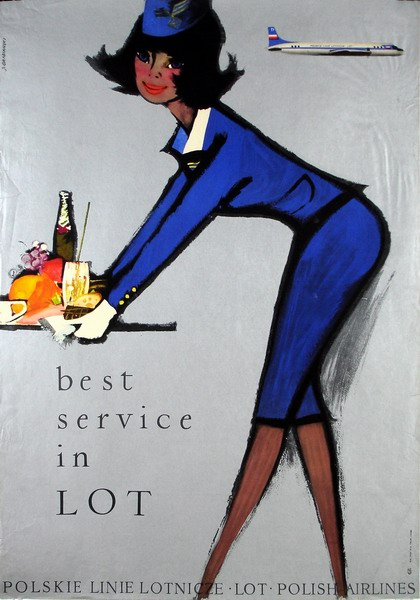 Best Service in LOT - Polish Airlines (1), Best Service in LOT - Polish Airlines (1), Grabianski Janusz
